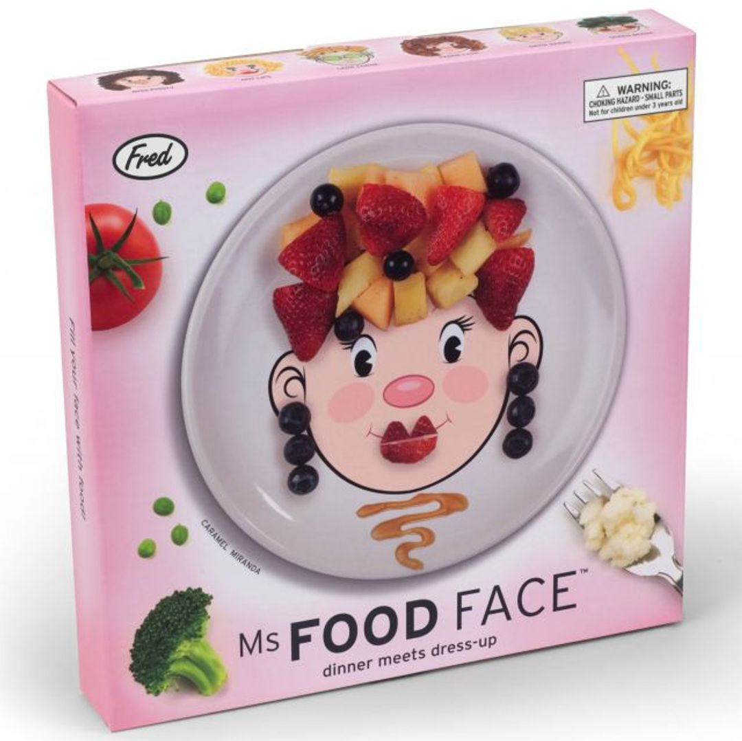Тарелка Ms FoodFace