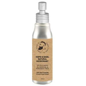 Органический дезодорант Chemical Barbers Хмель и базилик