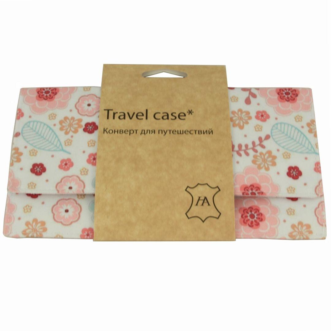 Конверт для путешествий White Purple В упаковке