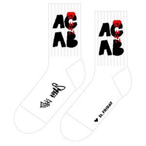 Носки спортивные ACAB by Tek & Drews (20 см)
