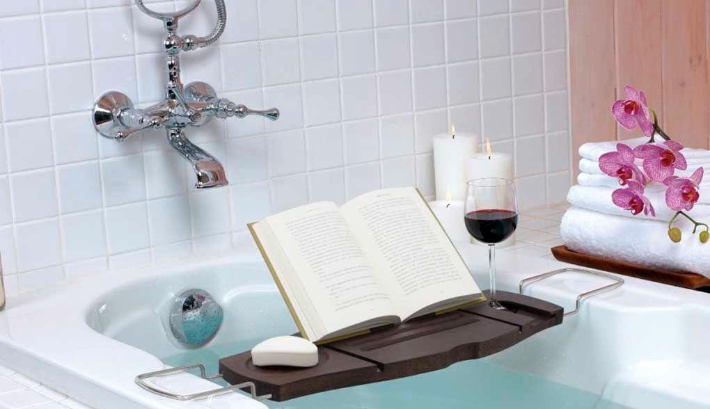 Столик для ванны Umbra Aquala