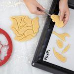 Формы для выпечки Животные Приготовление печенья