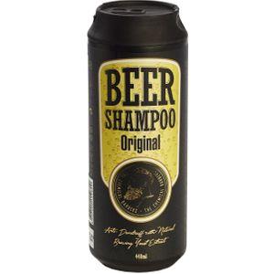 Пивной шампунь против перхоти Beer Shampoo Original