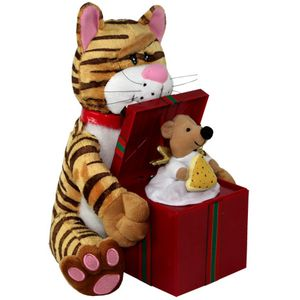 Музыкальная игрушка Кот и мышка