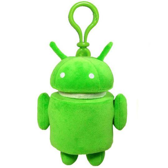 Брелок Мягкая игрушка Android
