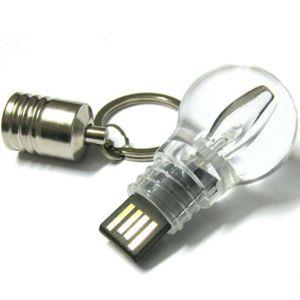 Флешка Лампа накаливания 8 Гб
