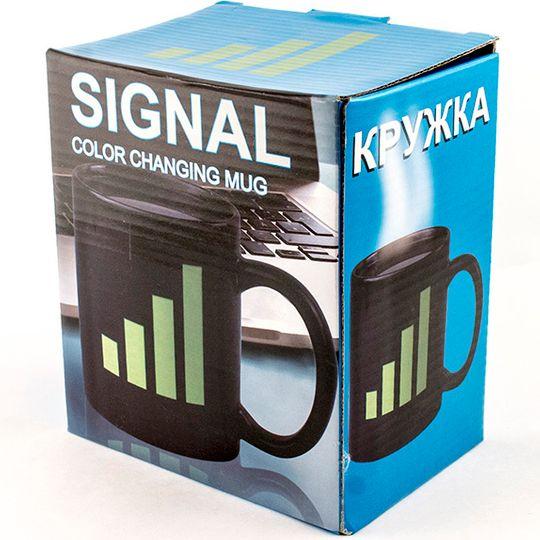 Термокружка Сигнал сети Упаковка