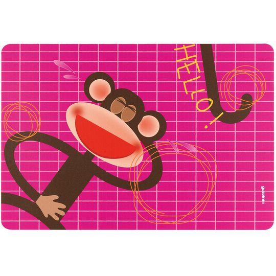 Коврик сервировочный Hello обезьянка (детский)