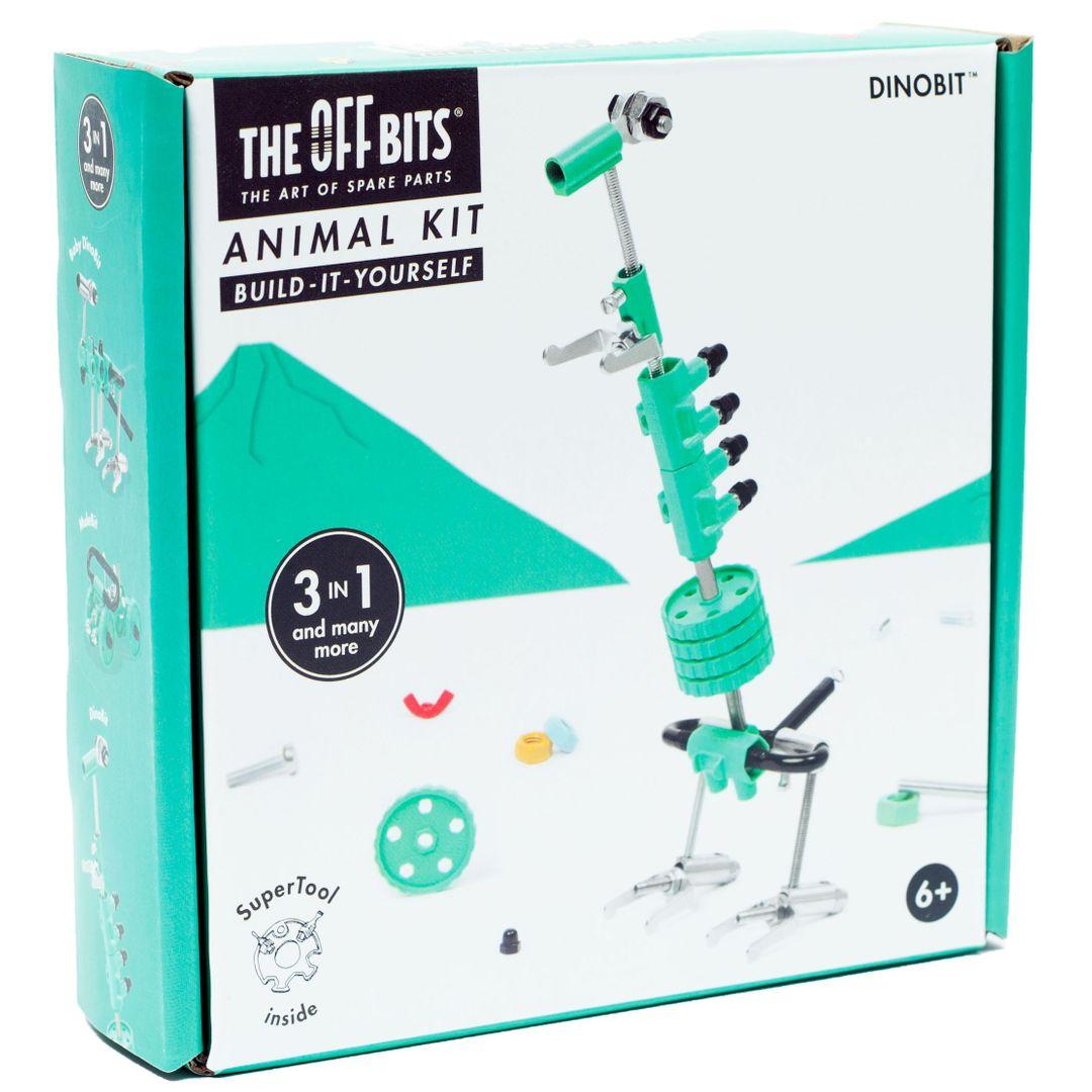 Игрушка-конструктор The Offbits Dinobit