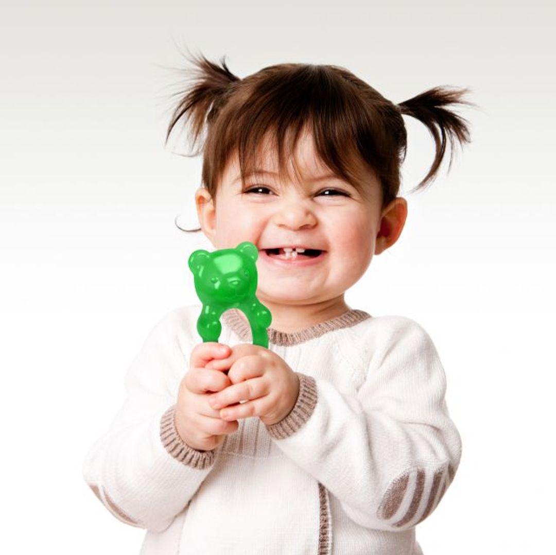 Прорезыватель для зубов Мишка Gum-Me Bear