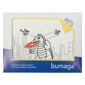 Кошелек Bumaga Godzilla