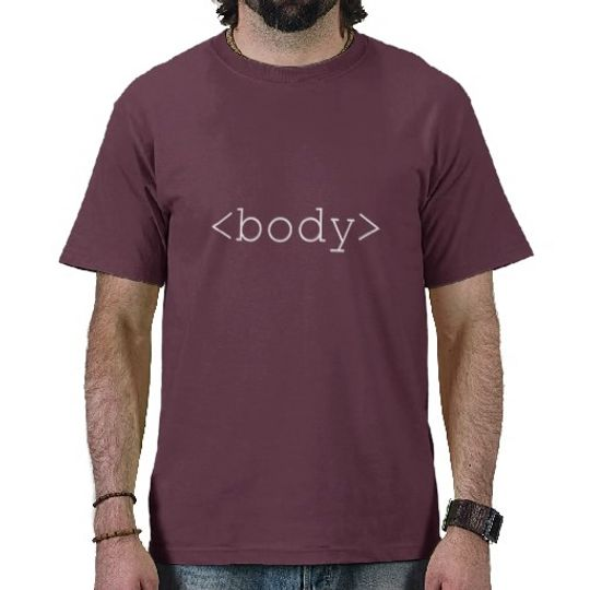 Футболка Body