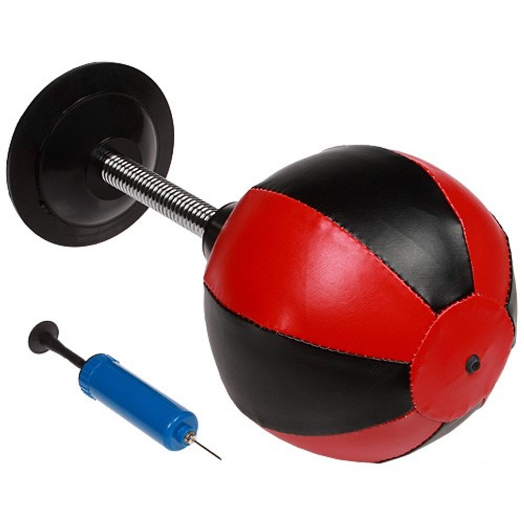 Настольная боксерская груша с насосом