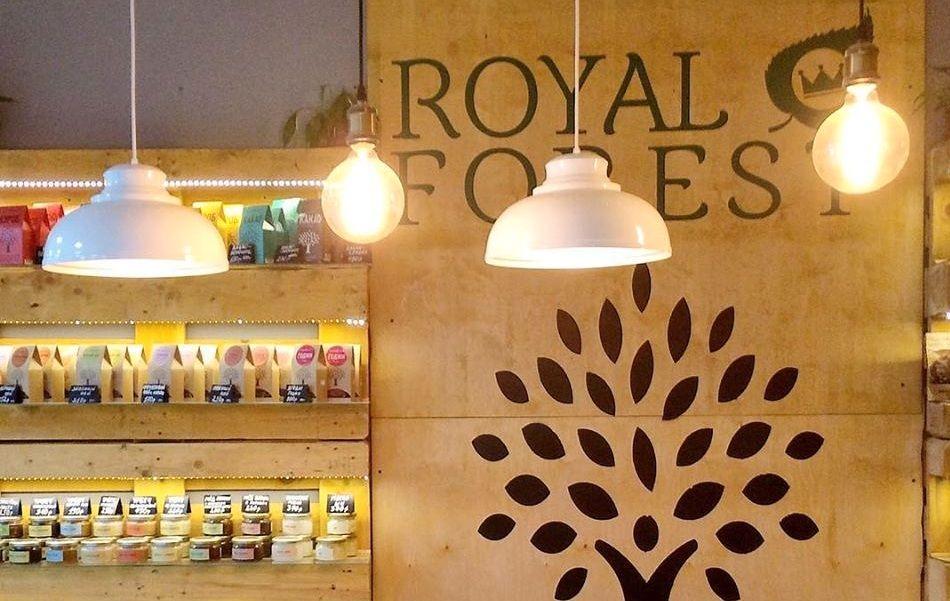 Продукция Royal Forest