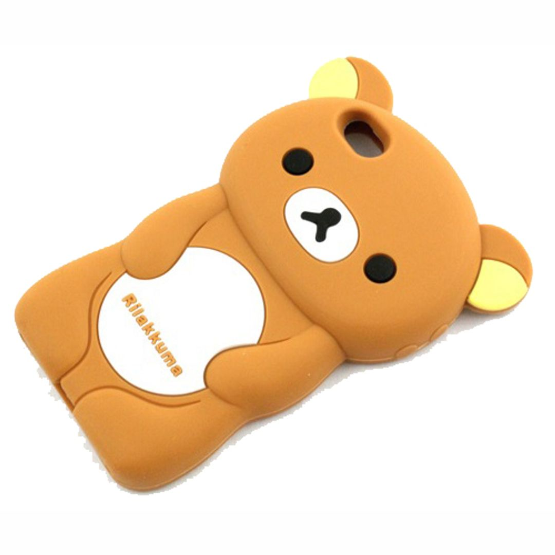 Чехол iPhone 4 Rilakumma