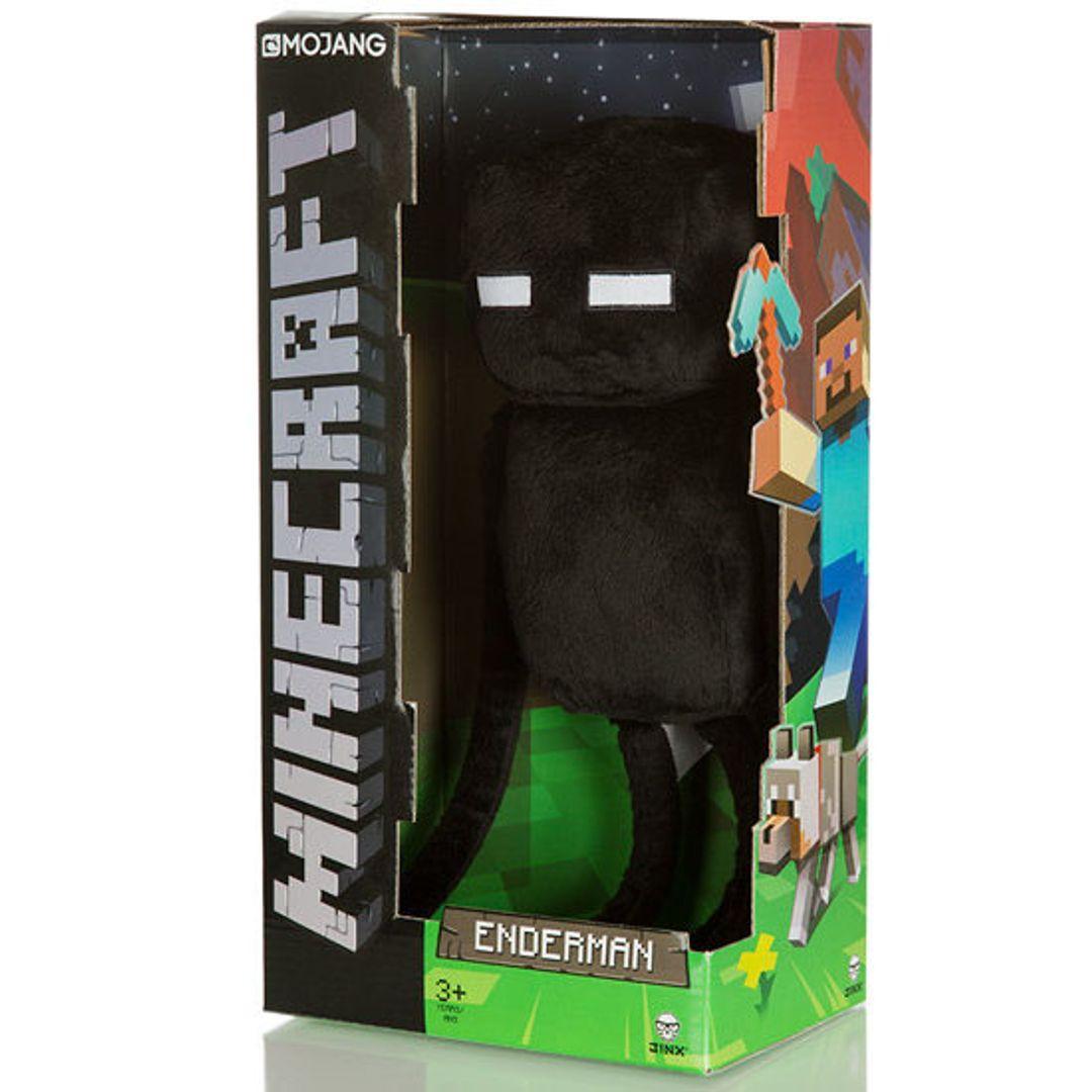 Мягкая игрушка Странник края Enderman Minecraft