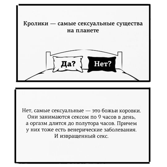 Игра Секс-правдомер