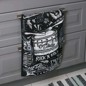 Кухонное полотенце Rock'n'roll