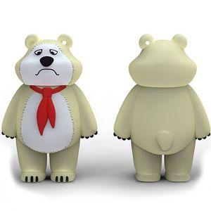 Флешка Медведь Пионер 16 Гб