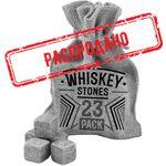 Камни для виски Whiskey Stones 23-Pack (23 шт)