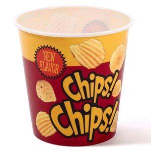 Стакан для чипсов Chips! Chips! (пищевой пластик, 2.8 л)
