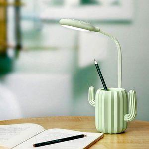 Органайзер с лампой Кактус Cactus