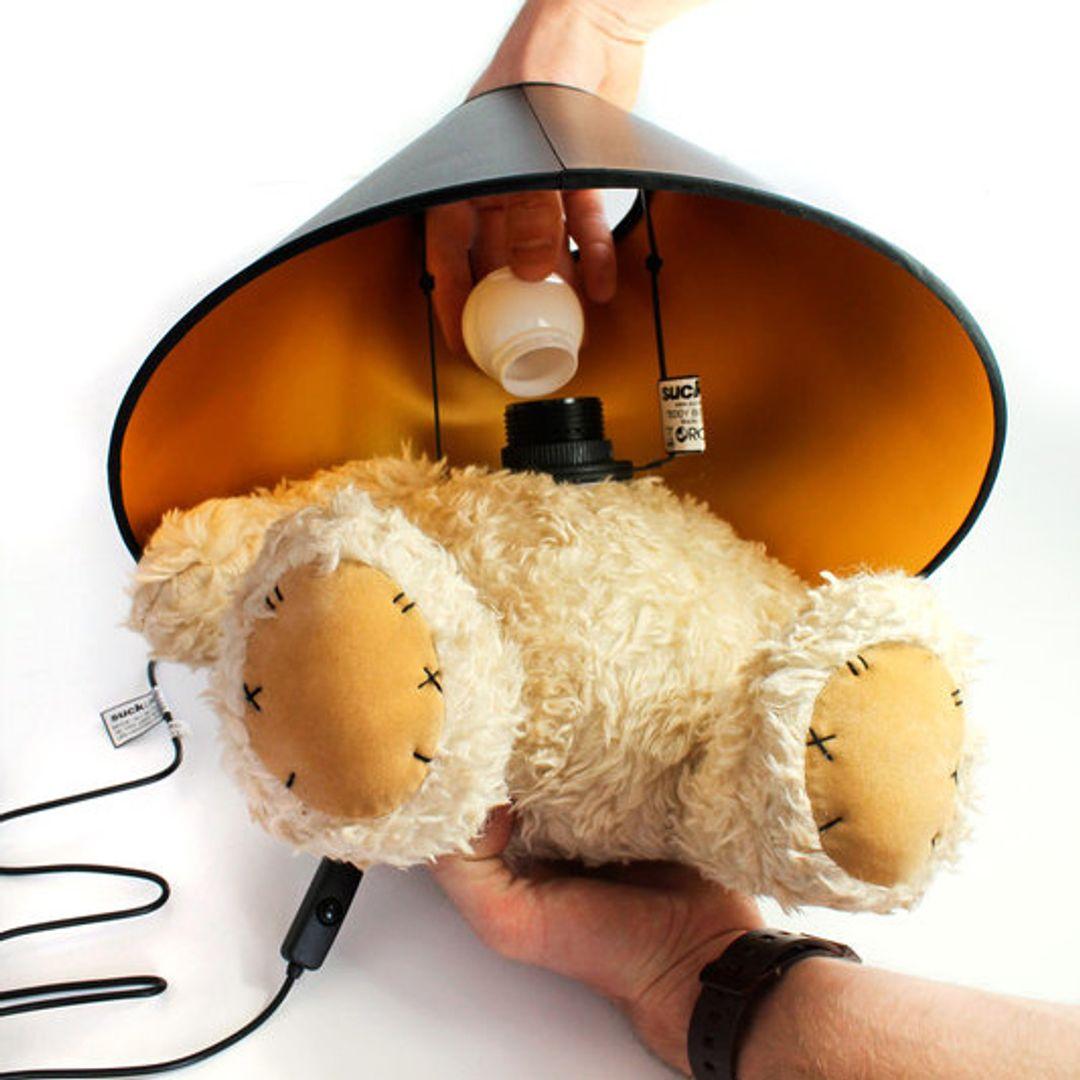 Светильник Плюшевый Мишка Teddy Bear Lamp