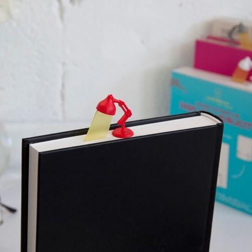 Закладка для книги<br>Настольная лампа