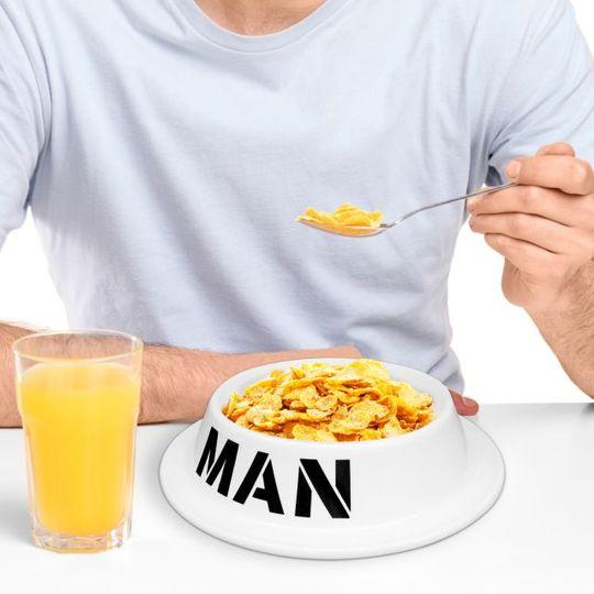 Мужская миска Man Bowl