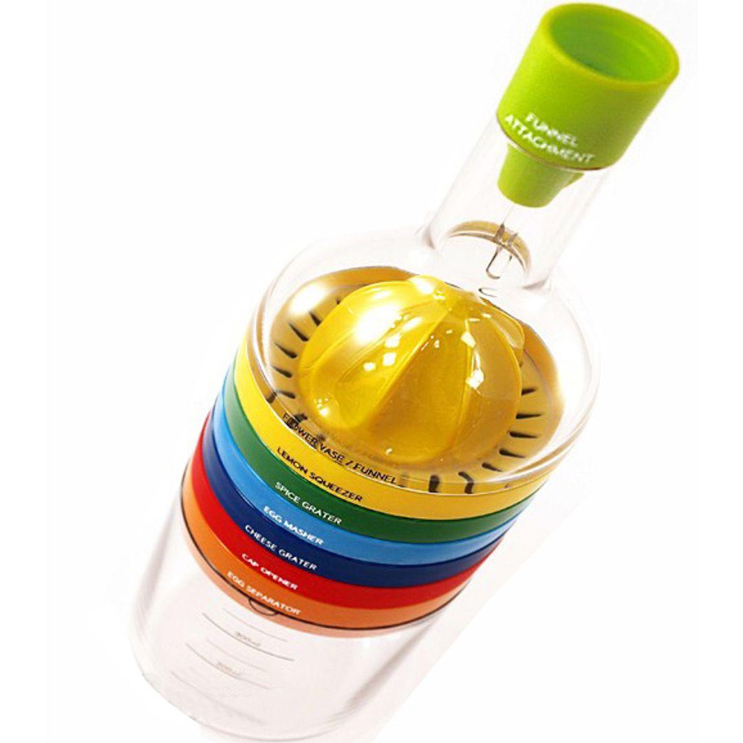 Многофункциональная бутылка 8 tools
