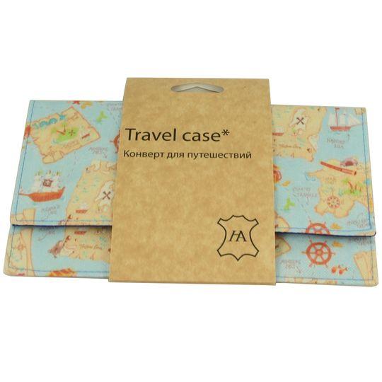 Конверт для путешествий Pirate Map В упаковке