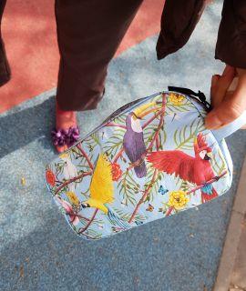 Сумочка для путешествий New travel kit New Funparrots Отзыв