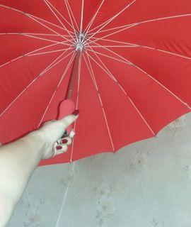 Зонт Сердце Отзыв