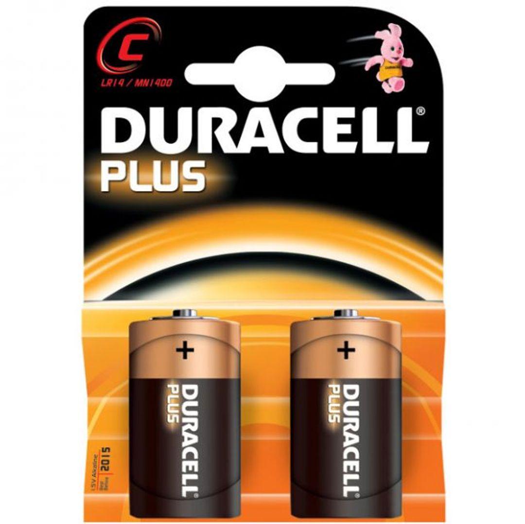 Батарейка Duracell C (LR14)