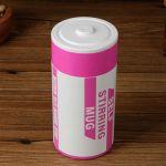 Кружка-термос Мешалка Батарейка Battery Mug