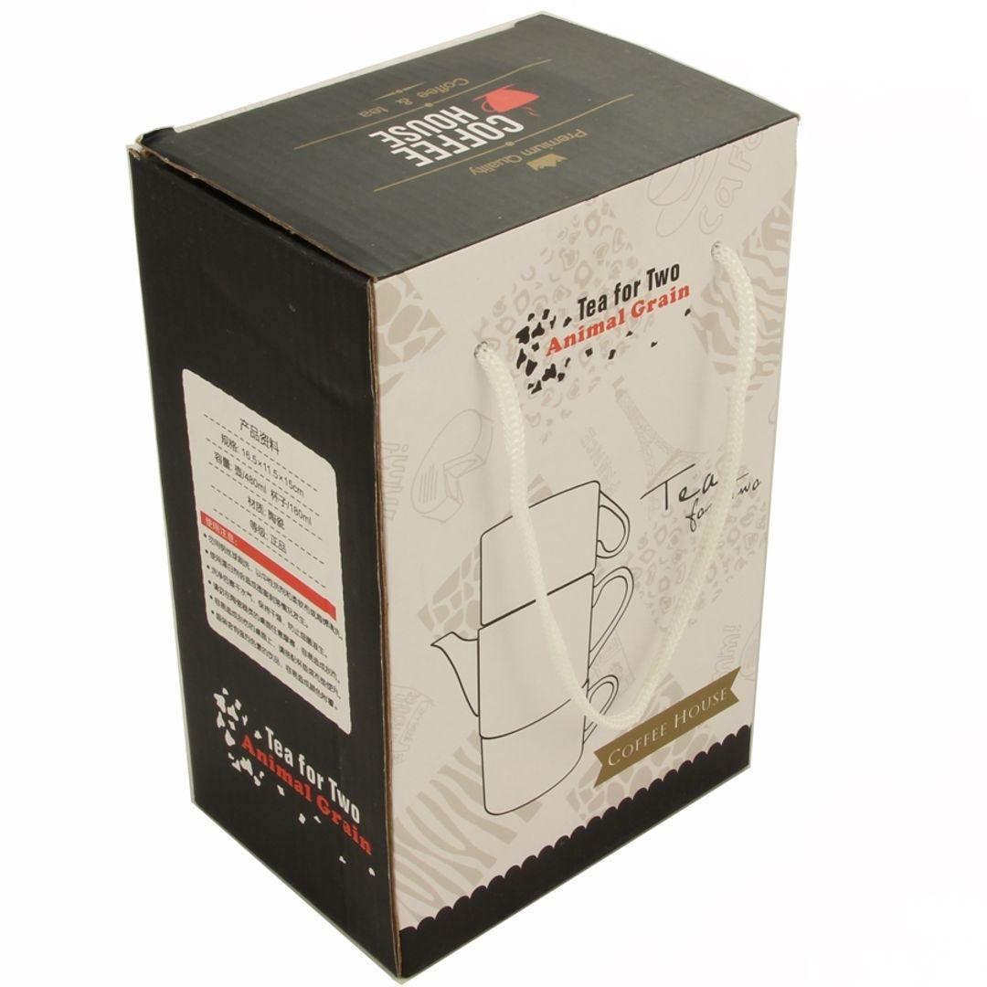 Чайный набор Париж Упаковка