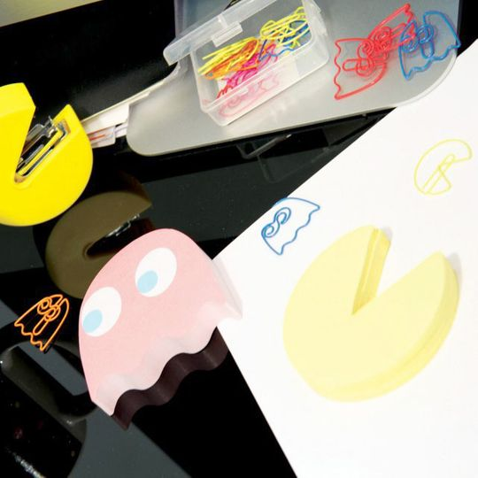 Стикеры Pac-Man