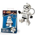 Брелок-фонарик Lego Star Wars Stormtrooper