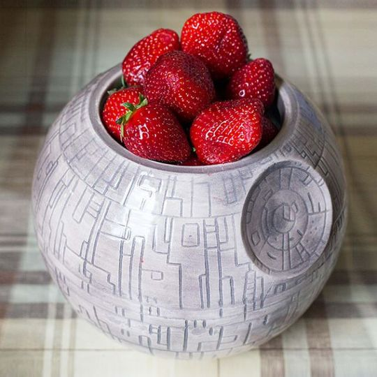 Ваза Звезда Смерти Death Star