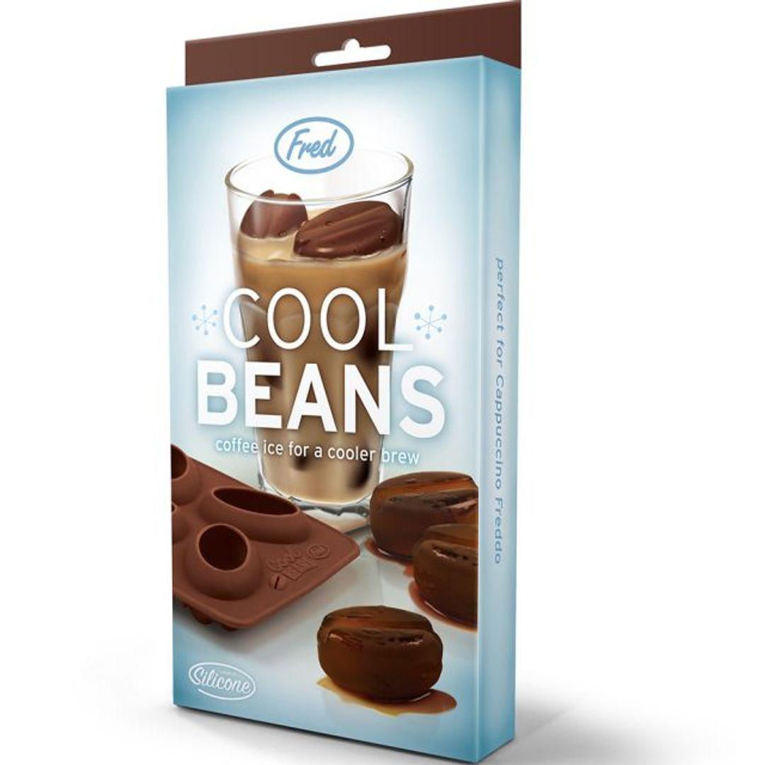 Форма для льда Кофейные зерна Cool Beans Упаковка