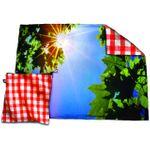 Зонт-коврик для пикника Come rain or shine