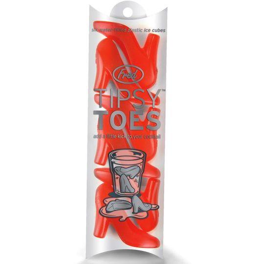 Форма для льда Туфелька Tipsy Toes Упаковка