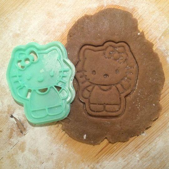 Форма для печенья Hello Kitty