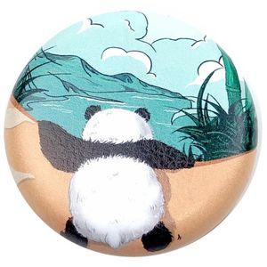 Зеркало Панда и море