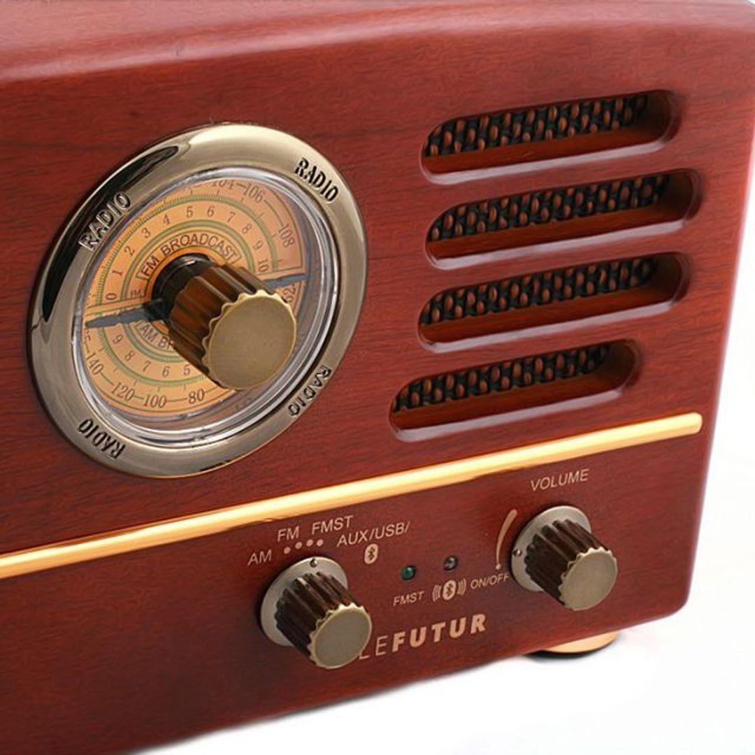 Крутилки ретро-радио