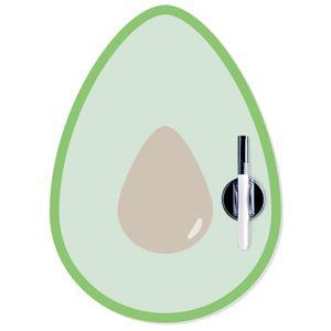 Магнитная доска с маркерами Avocado