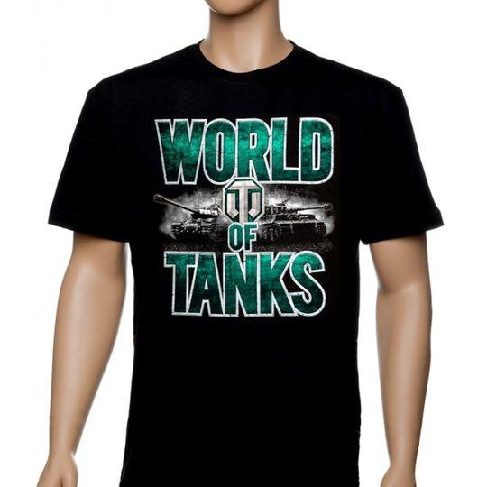Футболка World of Tanks (мужская)