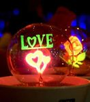 Ночник Flower light Love