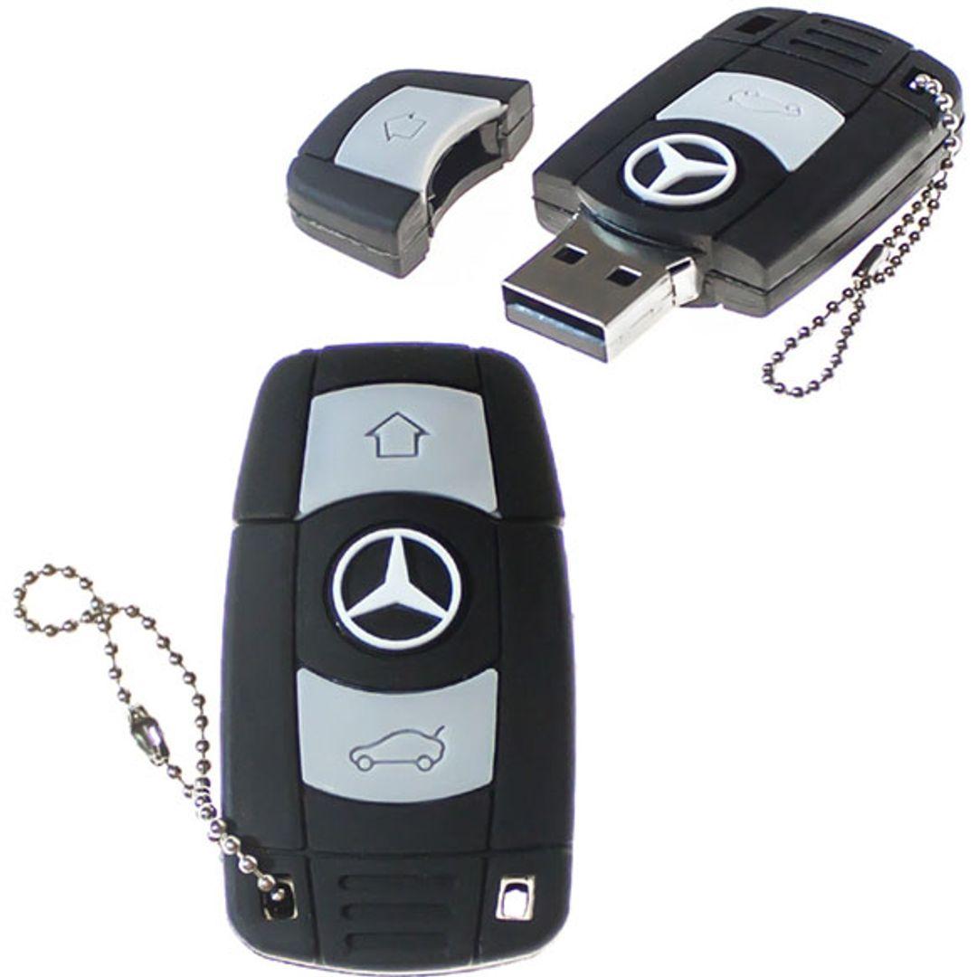 Флешка Mercedes 16 Гб