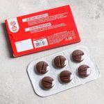 Шоколадные таблетки Сладкие колеса